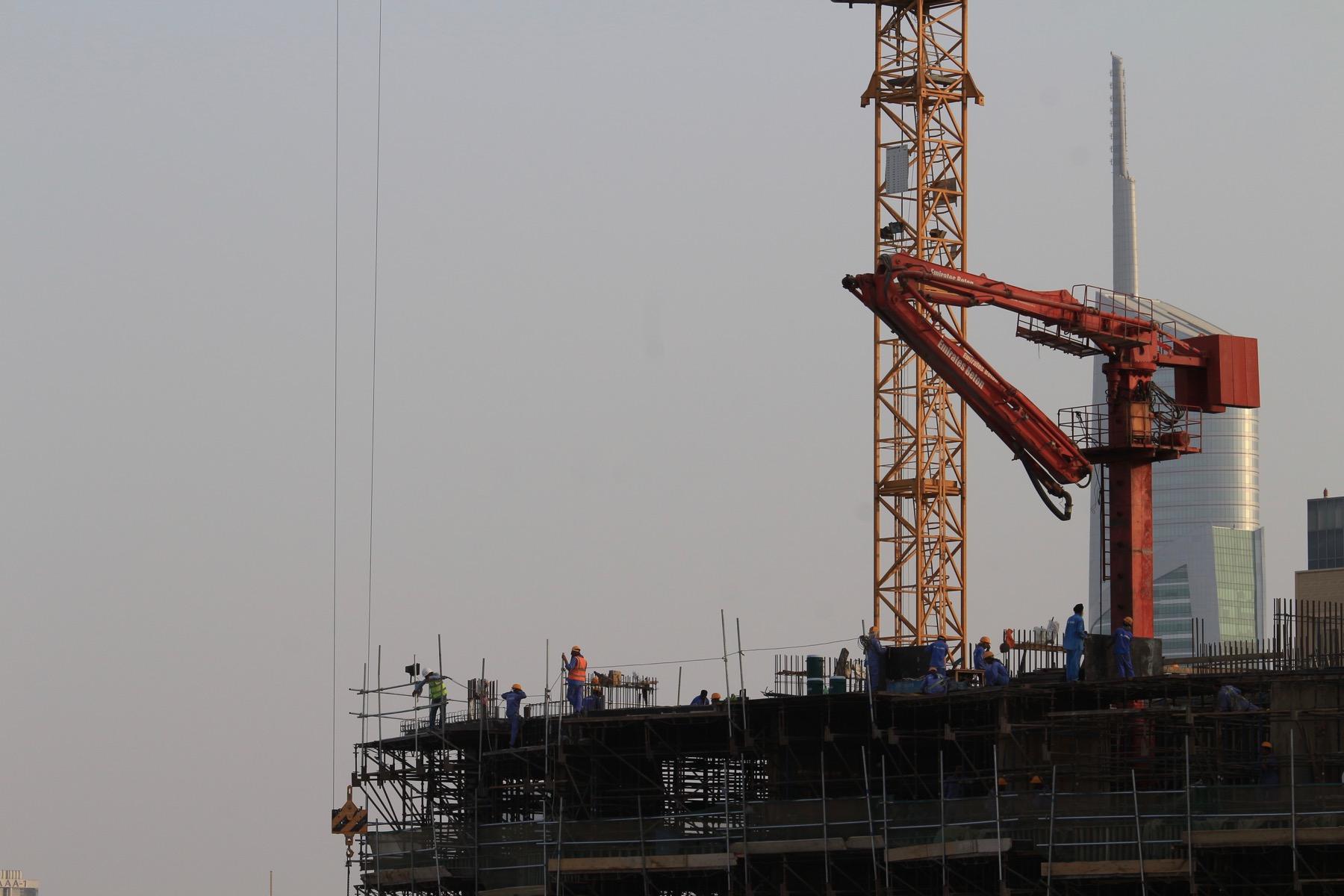Building Dubai
